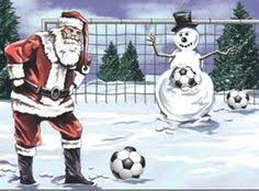 Image result for soccer christmas pics
