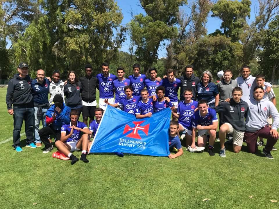 Foto: FB Belenenses Rugby