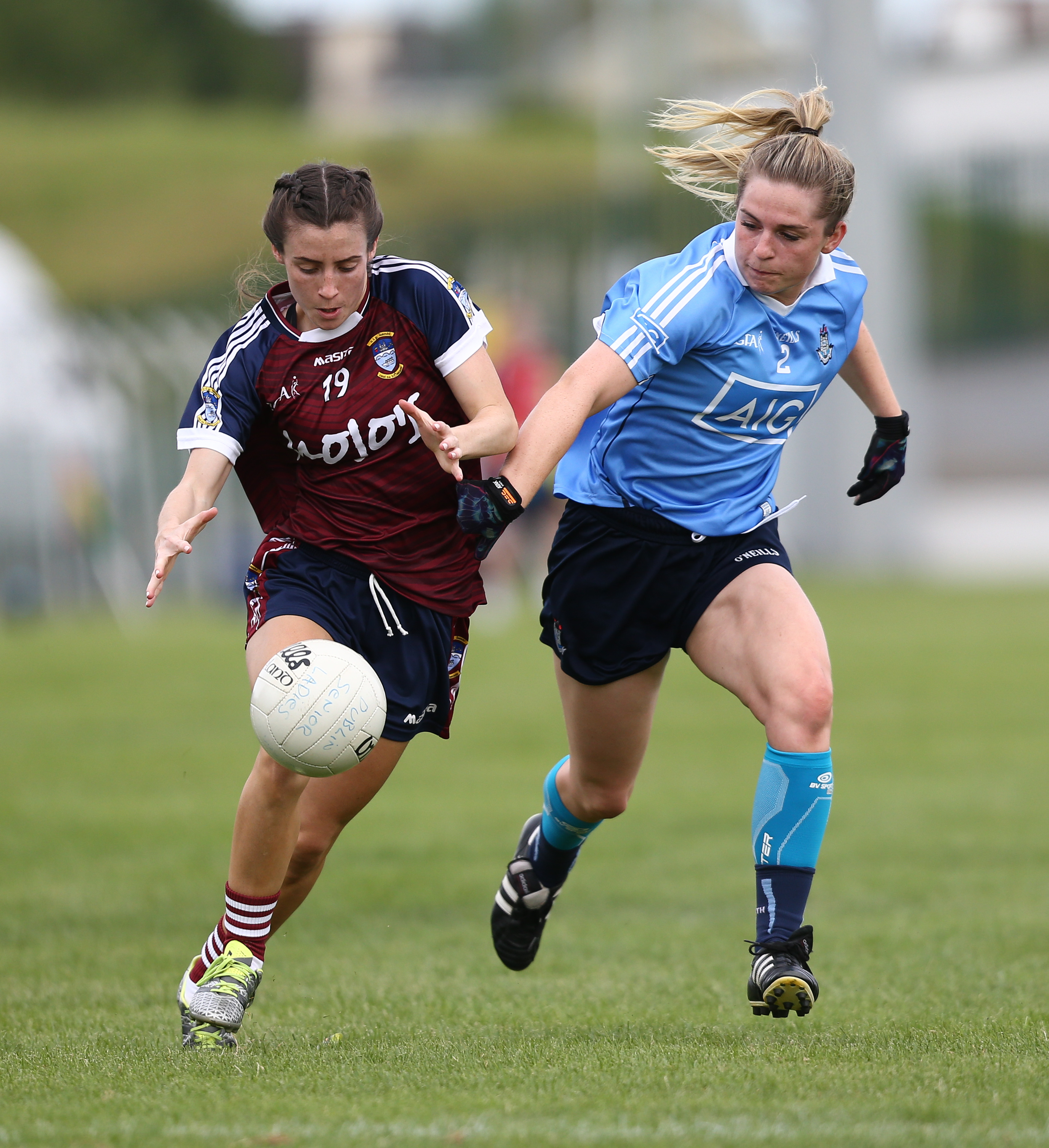 Dublin and Westmeath will take to the road this Sunday as the Lidl National League gets underway.