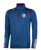 'New design half zip now available online in O'Neills club shop along with all other official club merchandice.  Check it out: http://www.oneills.com/annaghdown-gaa-solar-3s-brushed-half-zip-top-melmrn-mar-wht.html'