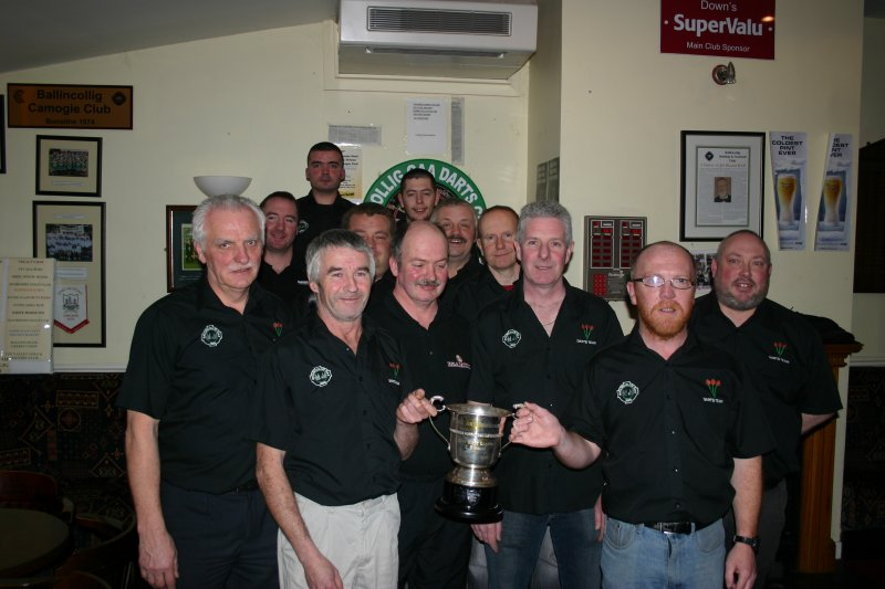 Darts Team CDO League Champions 2010