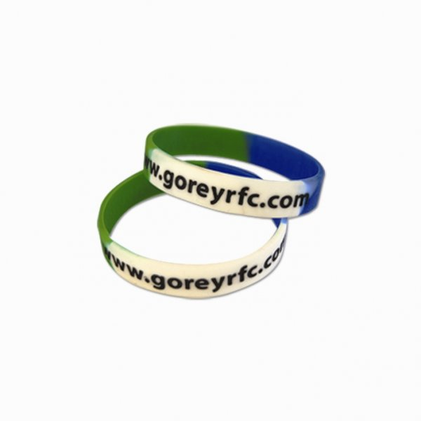 Gorey RFC Wristbands