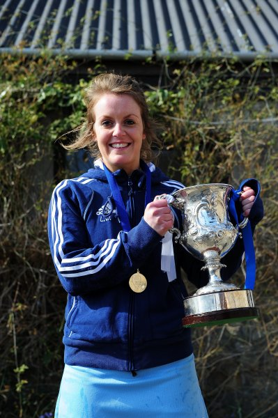 Laura Wilson, UCD Captain