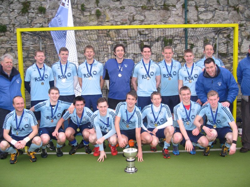 Monkstown HC - Mills Cup Winners 2013