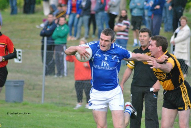 Clyda Rovers v Bantry