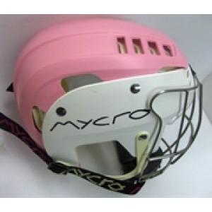 Juvenile Hurling Helmet Pink