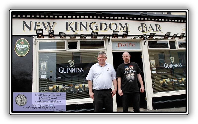 New Kingdom Bar