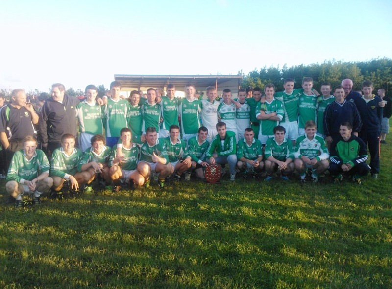 North Kerry Minor League Champions 2013