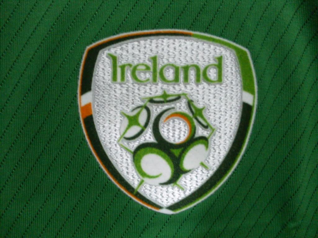 La Selección de Irlanda presentó su camiseta suplente New Balance para la temporada 2017/18