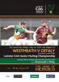 Westmeath V Offaly This Sunday