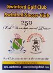 The new Swinford Golf / Soccer 250...
