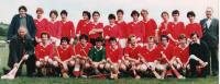 U21 (A) Win 1982 v Kilbrittain