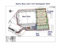 Astro Turf - Wolfe Tone Park Plans