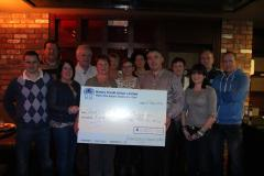 2013 Fundraiser for Donal Walsh Fund