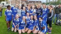 U16 Championship winners 2016
