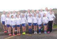 U14 Girls Team 2014