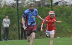 Feile Captain in full flight!