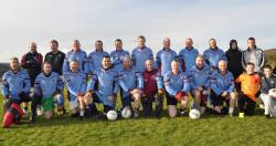 Over 40's Game