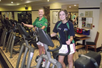 Run to Croker Fundraiser in the Parkway on 12 April