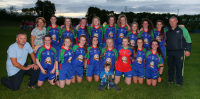 Murroe Boher U16 A Cup and League Champions 2014