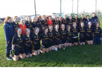 John The Baptist Community School, Hospital Munster C Senior Schools Champions