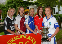 Launch of the Limerick Ladies Football Intermediate Championship