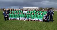 Limerick Ladies Football: Under 14 County Panel and Management 2013