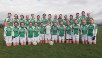 Under 14 Co Team in Action against Tipperary on 1 March