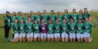 Limerick U18 Munster Finalists 2016