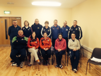 Goalkeepers Course held in Caherconlish on 24 March