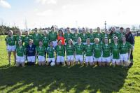 Limerick Team that overcame Louth in the Lidl National Football League