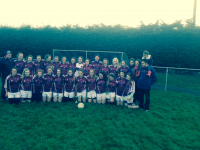 Hazel Wood College,  Munster D Senior Schools Champions