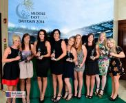 Ladies Awards Winners