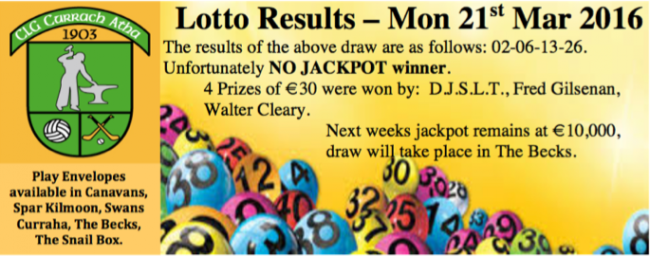 main lotto results