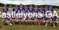 Junior B Hurling Team 2018