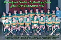 Castlelyons U 14 Imokilly Champions 1987