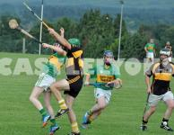 Robbie and Dunny V Newcastle in GAA