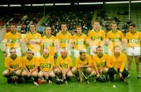 County Senior Semi Finalists 2001 - Can we get here again!