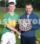 U15 A Hurling Center Back and Capt Seamus Moroney