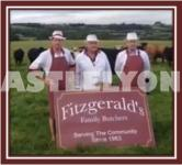 Thanks to Fitzgerald's Family Butchers - Sponsors