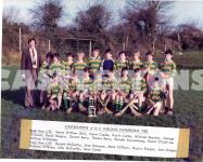 U12 Hurling 1982