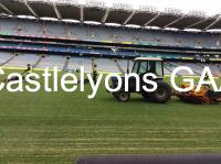 Croke Park - Pitch Renovation