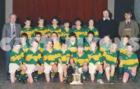 U12 Football Team 1988