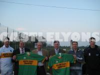Launch of new senior sponsors