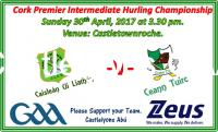 Please Support Castlelyons on Sunday 30.4.17