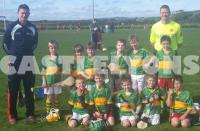 Castlelyons Under 7 Team - Killeagh Blitz 2014