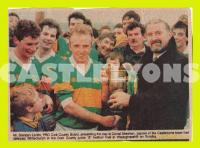 Donal Sheehan Capt Castlelyons JBF County Champions 1989
