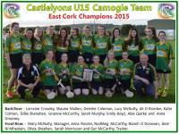 U15 East Cork Champions 2015