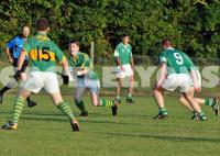 Niall O Leary on the attack
