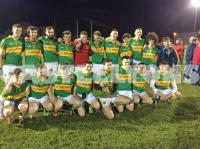 East Cork U21A Football Champs 2015